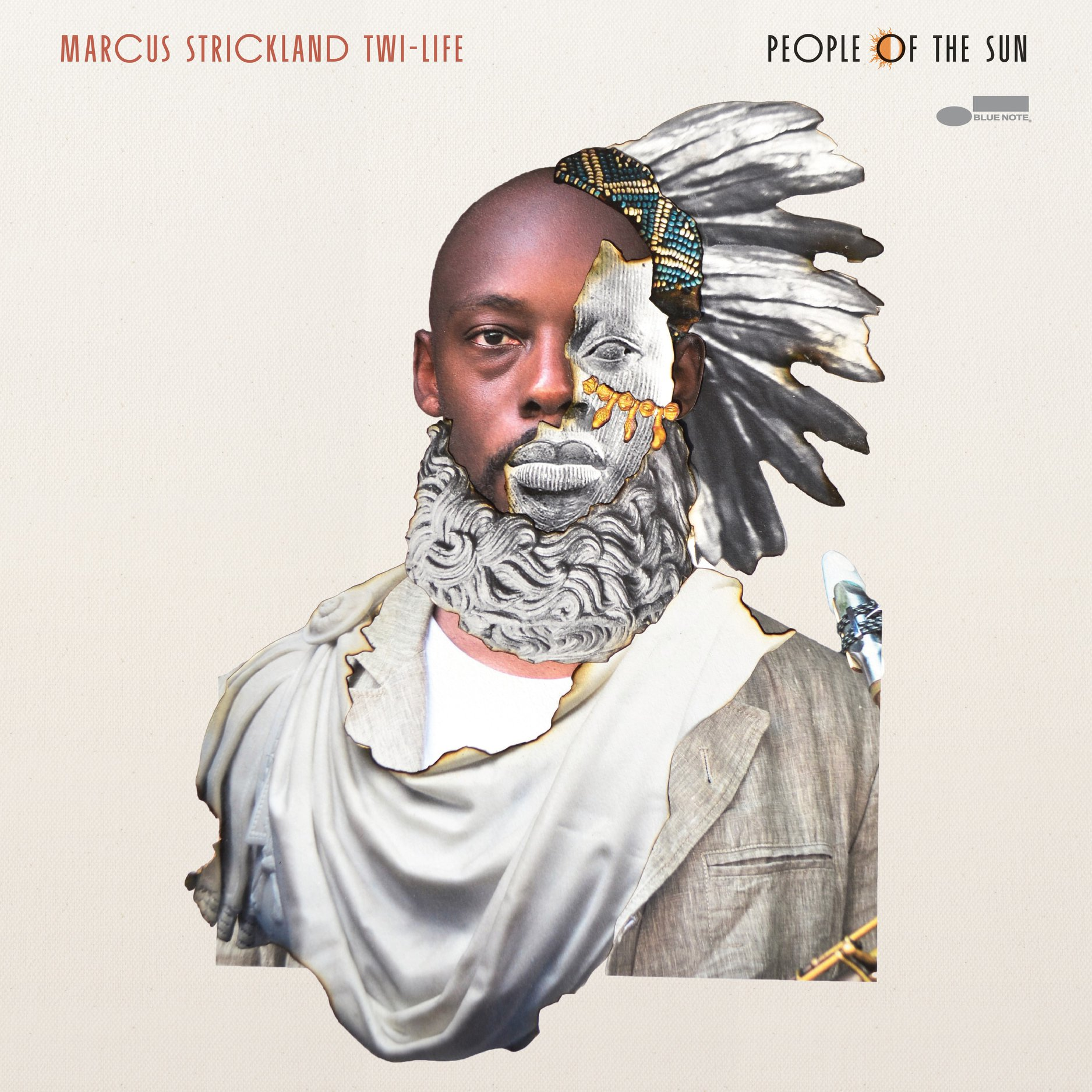 marcus strickland, people of the sun