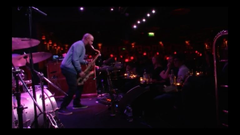 Marcus Strickland's Twi-Life Live at Ronnie Scott's