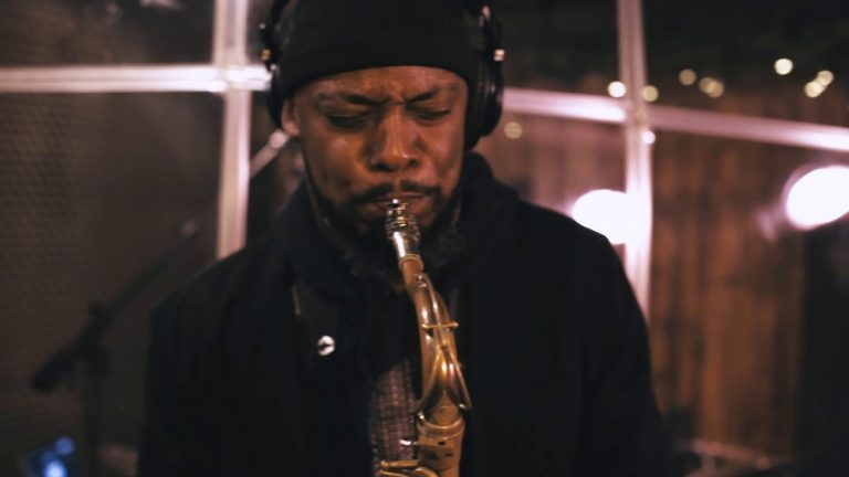 "Marcus Strickland Twi-Life – ""Timing"" (Live In Studio at HighBreedMusic)"